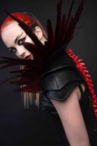Bloody Spine Armour - Luna